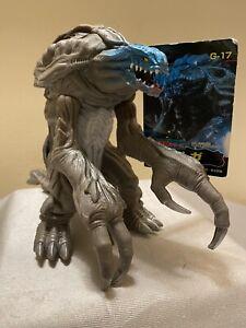 Godzilla ORGA Tsuburaya Bandai Kaiju Movie Monster Soft Vinyl Figure Toho 1999