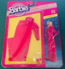 Barbie Fashion Fantasy #5548 Evening Rose!
