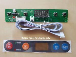 Waeco CF35 CF40 CF50 CF60 CF80 CF110 Digital display pcb verb
