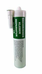 Dachrinnen Kleber Reparatur 290 ml auch unter Wasser  2 Stück