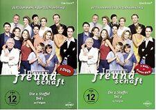 9 DVDs * IN ALLER FREUNDSCHAFT - DIE KOMPLETTE STAFFEL 2 (2.1+2.2) # NEU OVP /