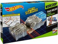 Hot Wheels Track Builder 2-Speed Power Booster Accessory New in Box