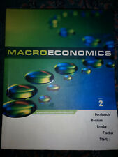 Macroeconimcs 2nd edition, Dornbusch, Bodman, Crosby, et al, McCRaw Hill