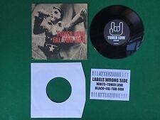 """Vinyl disk 45 7"""" privat/Promo Toner Low/FAL-TOR-voh"""