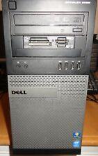 Dell OptiPlex 9020 MT i7-4790 3.6GHz Quad-32GB-NEW 512GB SSD-1TB HD-GTX745-10Pro