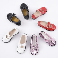 1 Pair Doll Shoes For 1/3 SD Girl BJD Dollfie Toy Gift Fashion Multi-colors