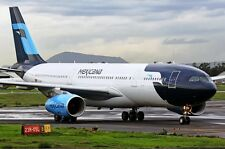 Inflight200 If332Mex0717 1/200 Mexicana A330-200 Xa-Mxp With Stand