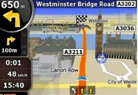 16GB TF/SD Card car Offline Igo Map GPS MAPS for android United States Canada