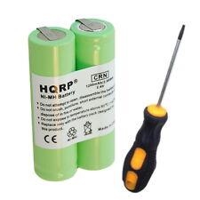 HQRP Batería para Philips Norelco 6886XLD, 6887XL, 7610X, 7616X, 7617X, 7735X