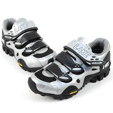Lake MX 165W Silver Mountain Cycling Shoes Size 38