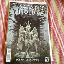 Satan's Hollow Issue #1 Of 6 - NM Condition