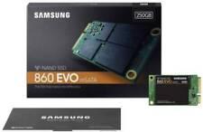 Samsung 860 EVO 250GB mSATA III SSD Interno (MZ-M6E250BW)
