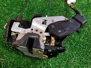 Toyota LC100 Lexus LX470 UZJ100 02-07 Front Left Driver Side Door Lock Latch OEM
