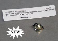 Lionel Polar Express Brass Bell Yoke Berkshire Engine O Gauge Part 6208616019