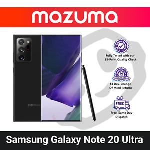 Samsung Galaxy Note20 Ultra 5G - 256GB - 512GB - Black/White/Bronze