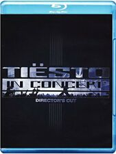 Tiesto In Concert (Directors Cut) [Bluray] [2012] [DVD]