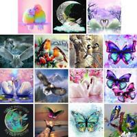 Animals DIY 5D Full Drill Diamond Painting Embroidery Cross Stitch Kit Crystal