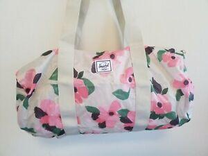 Herschel Supply Co. Packable Duffle Bag - Pink