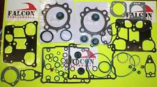 Harley Twin Cam 1450/1450cc Top End/Upper Gasket Kit/Set w/.030 MLS Head 99-06