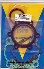 Top End Gasket Set Kawasaki KX250 KX 250 1982 B1 Mitaka