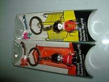 Two new 2012 London Olympic key rings - unopened