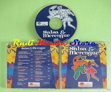 CD SALSA & MERENGUE compilation PROMO 1996 CHALY SANCHEZ CELINA GONZALEZ (C32)