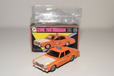 .! EDAI EIDAI GRIP 64 NISSAN CEDRIC 2800 BROUGHAM TAXI ORANGE MINT BOXED RARE