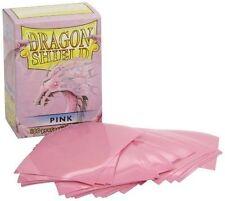 Dragon Shield Pink 100 Sleeves Protege carte Rose  Envoi rapide et suivi