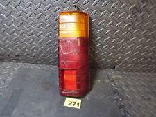DIAHATSU HIJET PIAGGIO PORTER 2004 DRIVER RIGHT REAR LIGHT GLUED BACK TOGETHER