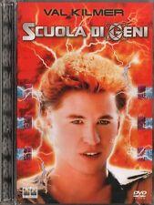 Scuola Di Geni (1985) DVD Edizione Jewel Box