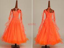 New Top Waltz Ballroom Modern Tango Performance Dance Dress Cocktail Party Dress