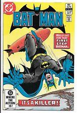 Batman #352 (October 1982, DC Comics)