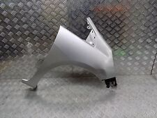 HONDA JAZZ 2009 2010 2011 O/S/F DRIVER SIDE FRONT WING COLOR SILVER