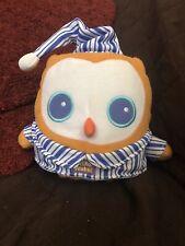 New listing Ok to Wake Owl plush sleeping companion