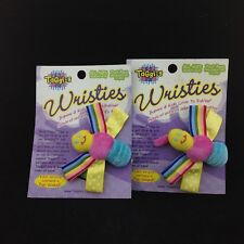 Taggies Wristies Set of 2 for Newborn and Up