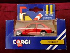 Ford Escort - Corgi  Vintage  Great Britain  MINT IN BOX ! Neu in orig. Box.
