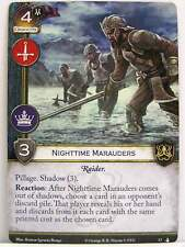 A Game of Thrones 2.0 LCG - 1x #012 Nighttime Marauders - The Shadow City