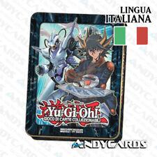 Mega Tin 2018 Yusei Fudo Millennium Pack MP18 INGLESE ☻ YUGIOH ANDYCARDS