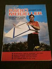 RADIO MODELLER - RC CAR RACING - SEPT 1979