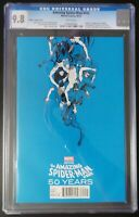 Amazing Spider-Man #692 Marvel Comics CGC 9.8 White Pages 1990's Variant Cover