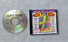 "CD AUDIO DISQUE/ SPECIAL FETE AU SOLEIL ""SUPER NOUBA VOL.4"" LES TOP MACHINE 15T"