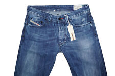 DIESEL LARKEE 008C0 REGULAR STRAIGHT JEANS W30 L34 100% AUTHENTIC