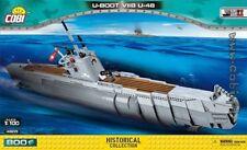 COBI U-boot U-48 VII B / 4805 / 800 bricks WWII Small Army German submarine ship