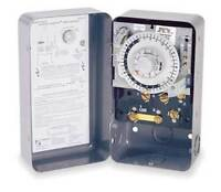 PARAGON 8141-00 Timer,Defrost,120V,1 NO,2NC Switches