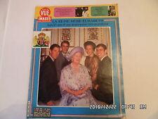 POINT DE VUE N°1932 09/08/1985 REINE MERE ELISABETH MARIE JOSE D'ITALIE   I48