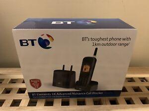BT Elements 1K DECT Cordless Phone Brand New.