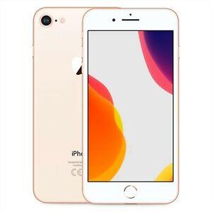 "Apple iPhone 8 Rose Gold 64GB iOS 4.7"" Unlocked Sim free Smart phone"