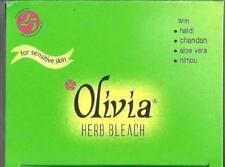 Olivia Herb Bleach Creme For Sensitive Skin unisex - 60gm + Free Shipping