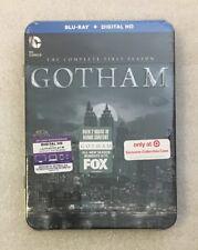 Gotham Complete 1st Season Target Exclusive Tin Case Edition (Blu-ray+Digital)