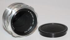 Carl Zeiss Jena obiettivamente BIOTAR 1,4/25 per pentaflex 16 fotocamera